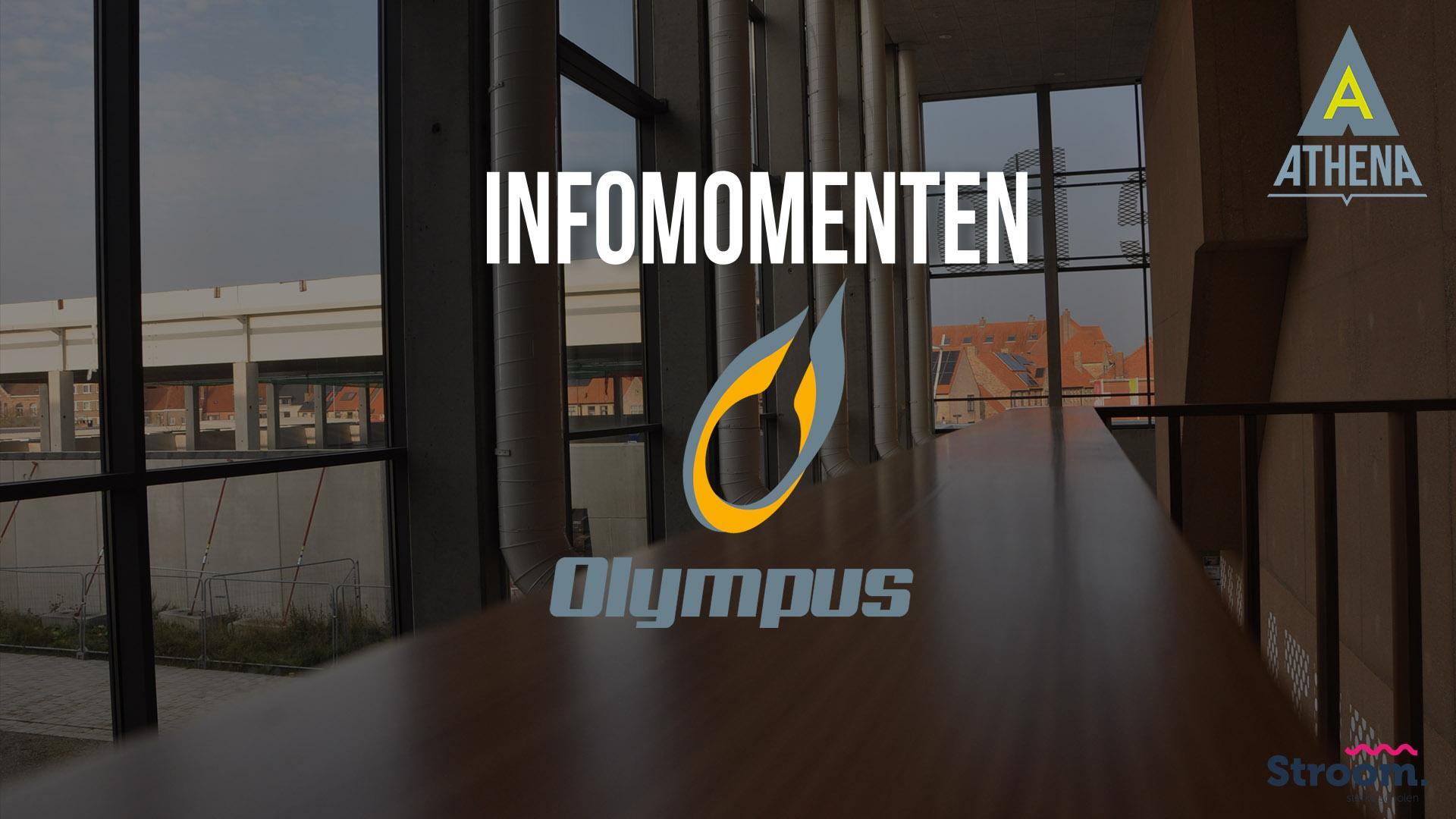 Infomoment campus Olympus